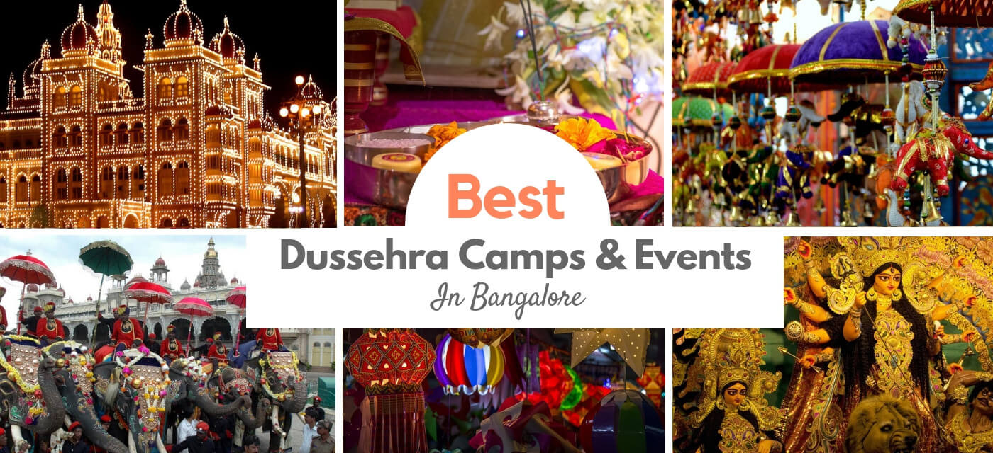 Best Dussehra Camps and Events for kids in Bangalore Cover Image