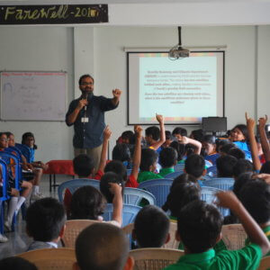 Qshala General Awareness Program in Schools