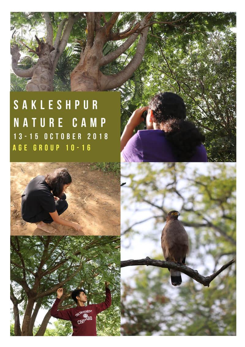 Sakleshpur Nature Camp Cover Image