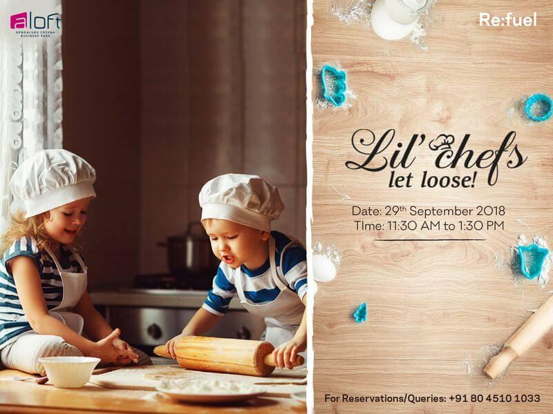 Li'l Chef's Let Loose – Kids Baking Classes Cover Image
