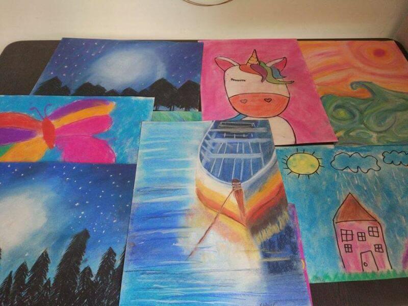 Dussehra Art Camp for Children Cover Image