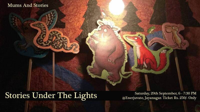 Stories Under The Lights Cover Image