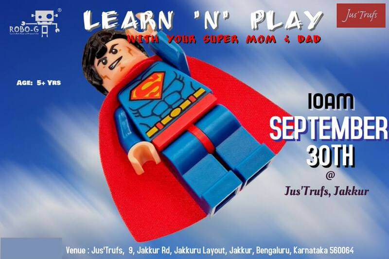 LEGO Learn 'N' Play Cover Image