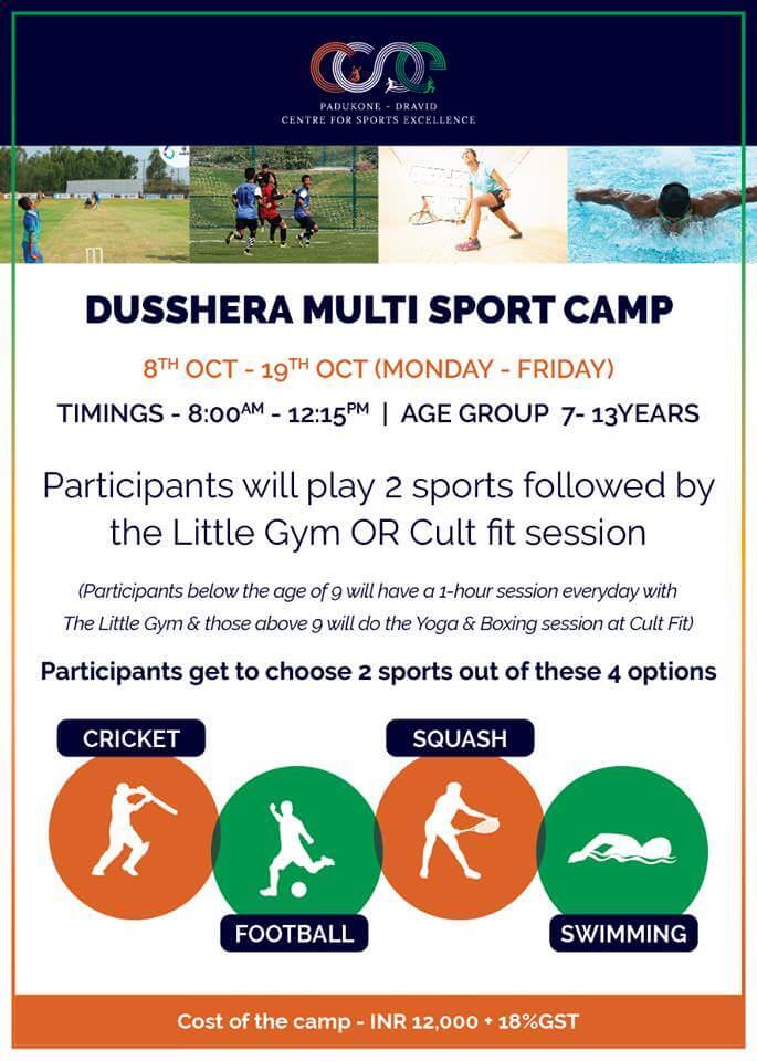 Dussehra Multi Sport Camp Cover Image