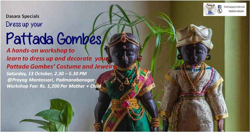 Dress Up your Pattada Gombes Cover Image