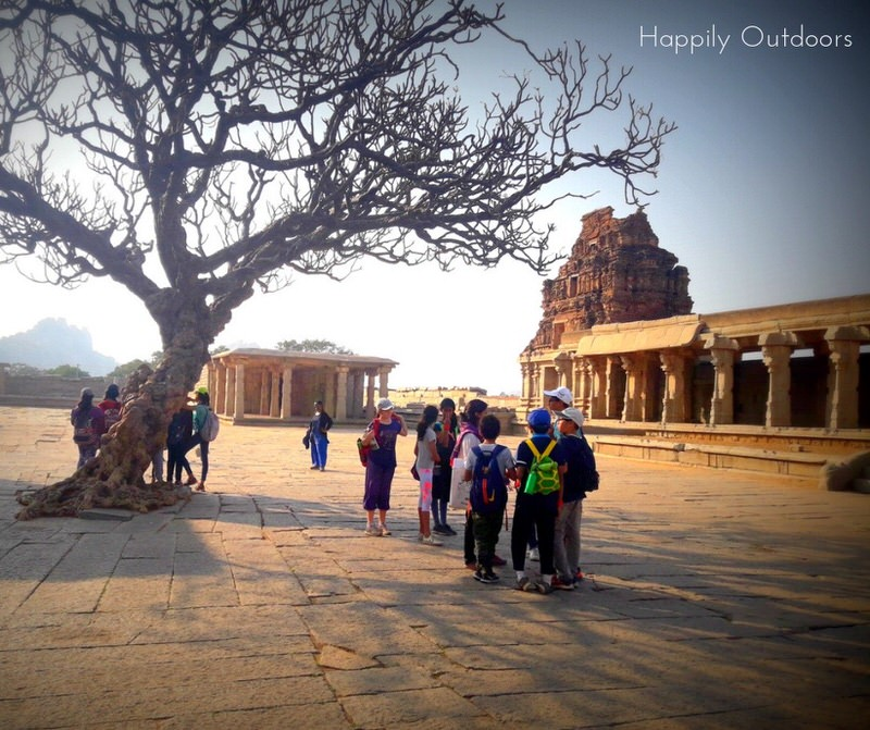 Winter Camp at Hampi – History, Trek, & Science Cover Image