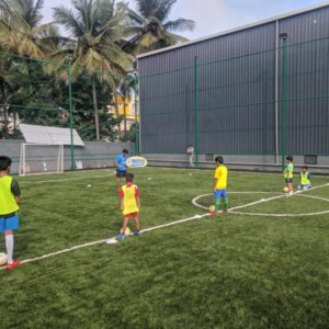 Brazilian Soccer School Coaching