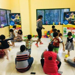 Socatots Toddler Soccer Class