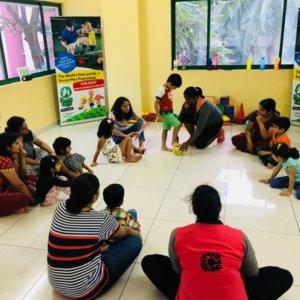 Socatots Parent Toddler Class
