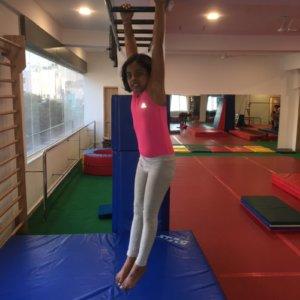 Aerial Zone, Kids Gymnastic Class