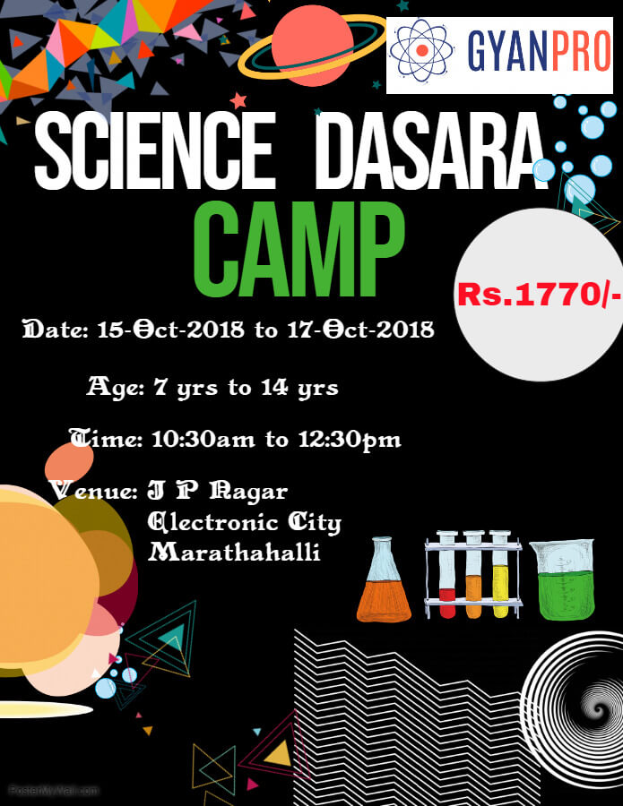 Gyanpro Science Dussehra Camp Cover Image