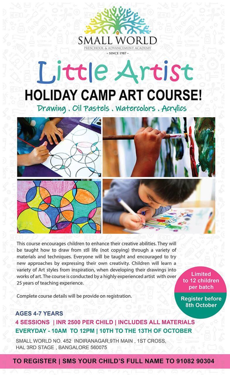 Little Artist Dussehra Camp Cover Image