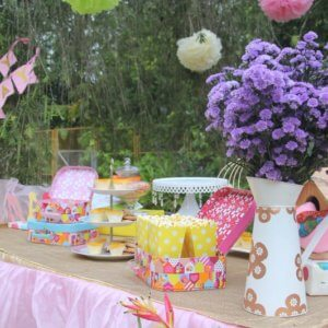 Birthday Party at The Farm