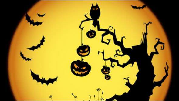 Halloween Storytelling Party for Kids Cover Image