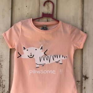 Paw some Tshirt by The Talking Canvas