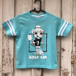 The Talking Canvas Girl Power T-shirts