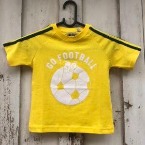 The Talking Canvas Football Tshirt