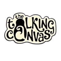 Logo of The Talking Canvas