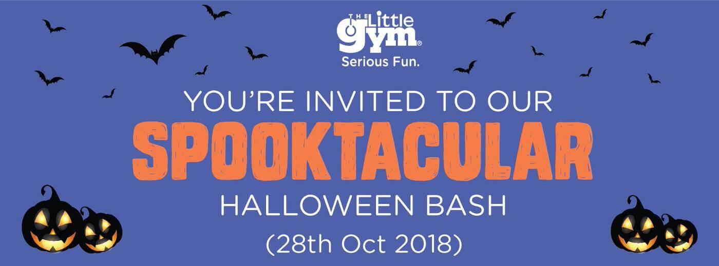 Spooktacular Halloween Bash Cover Image