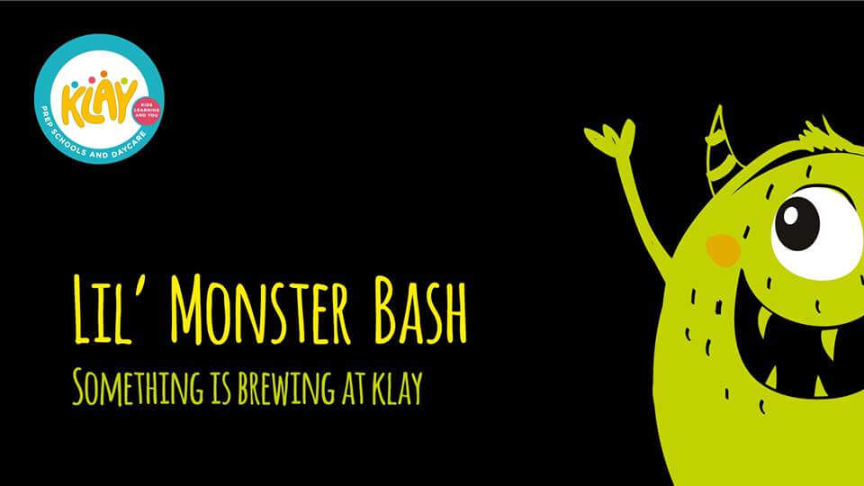 Lil' Monster Bash: Celebrate Halloween with KLAY Cover Image