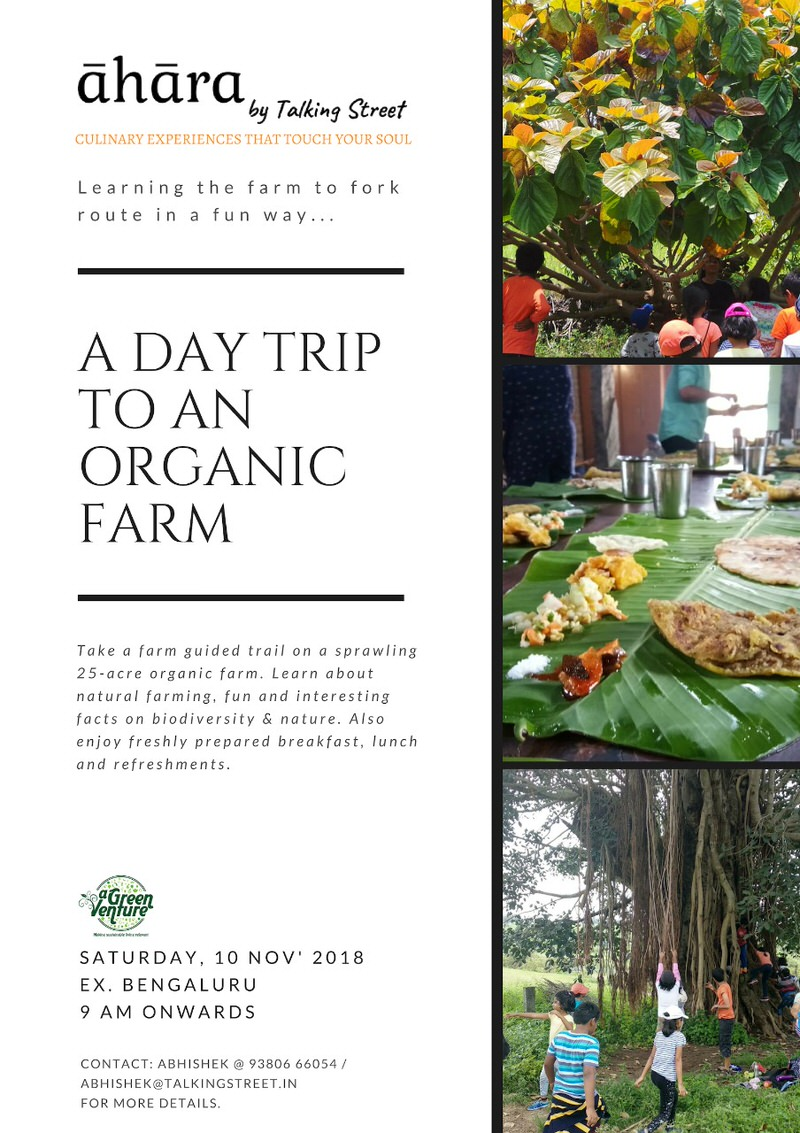A Day Trip to an Organic Farm Cover Image