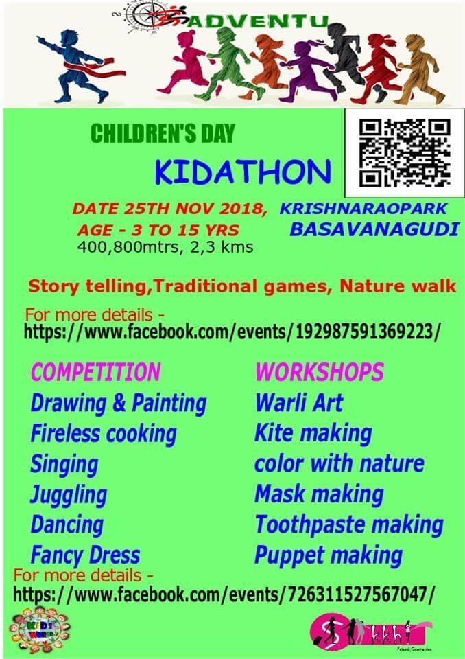 Kidathon Cover Image