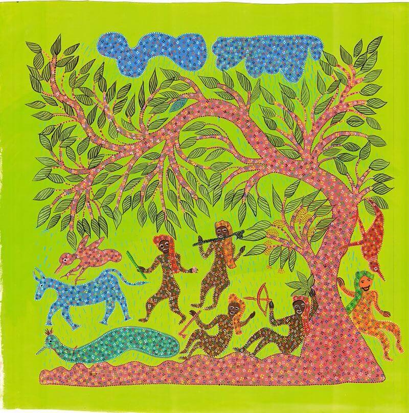 Indigenous Art Workshop for Kids Cover Image