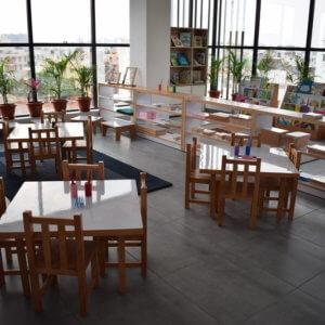 Pep School V2 Classroom