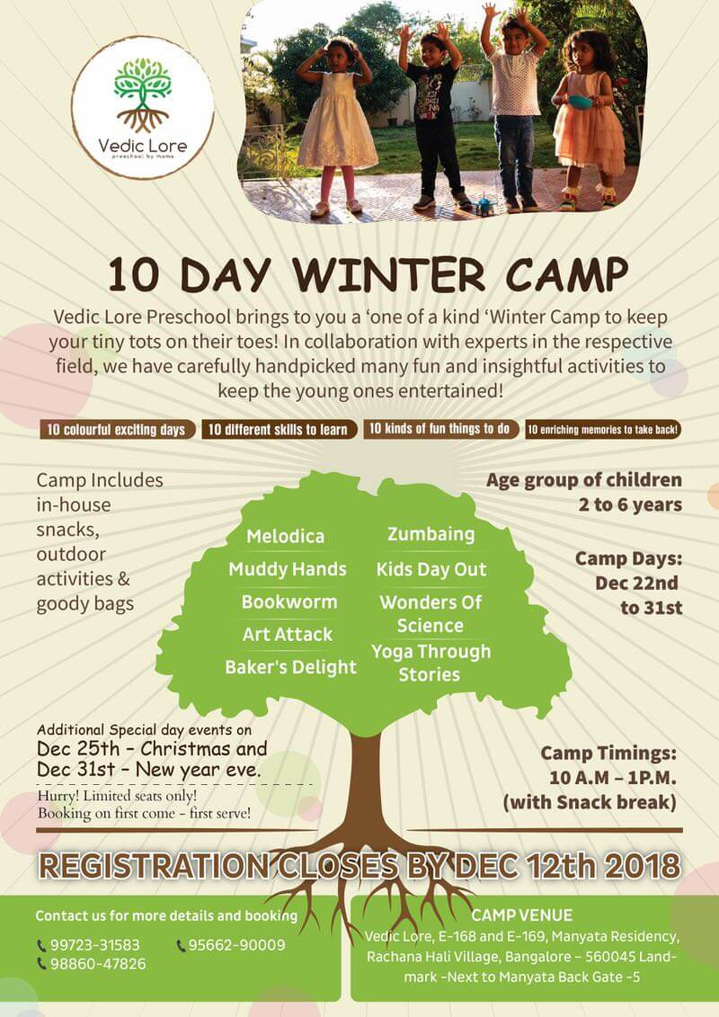 Vedic Lore Winter Camp Cover Image