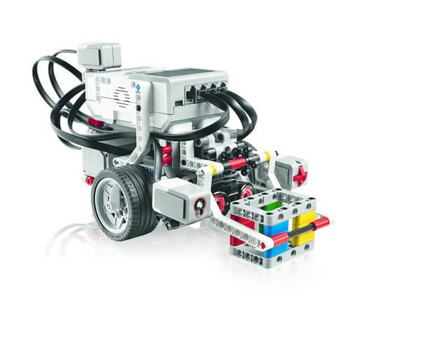 LEGO Robotics Winter Camp Cover Image