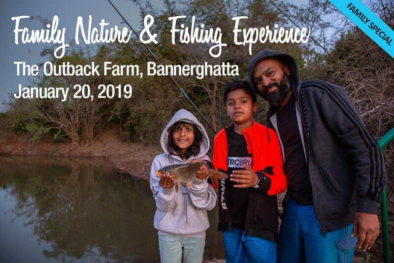Family Nature & Fishing Experience Cover Image