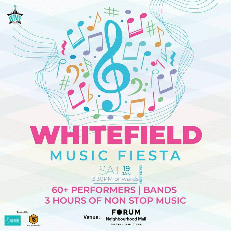 Whitefield Music Fiesta – Talent Show & Concert Cover Image