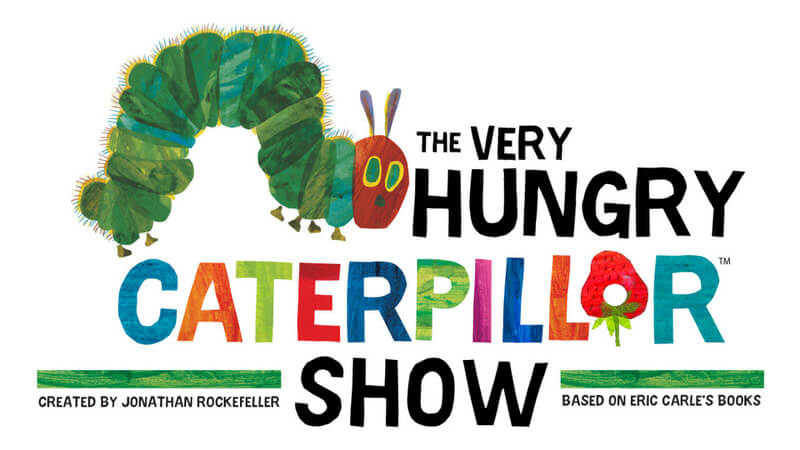 A Very Hungry Caterpillar Show Cover Image