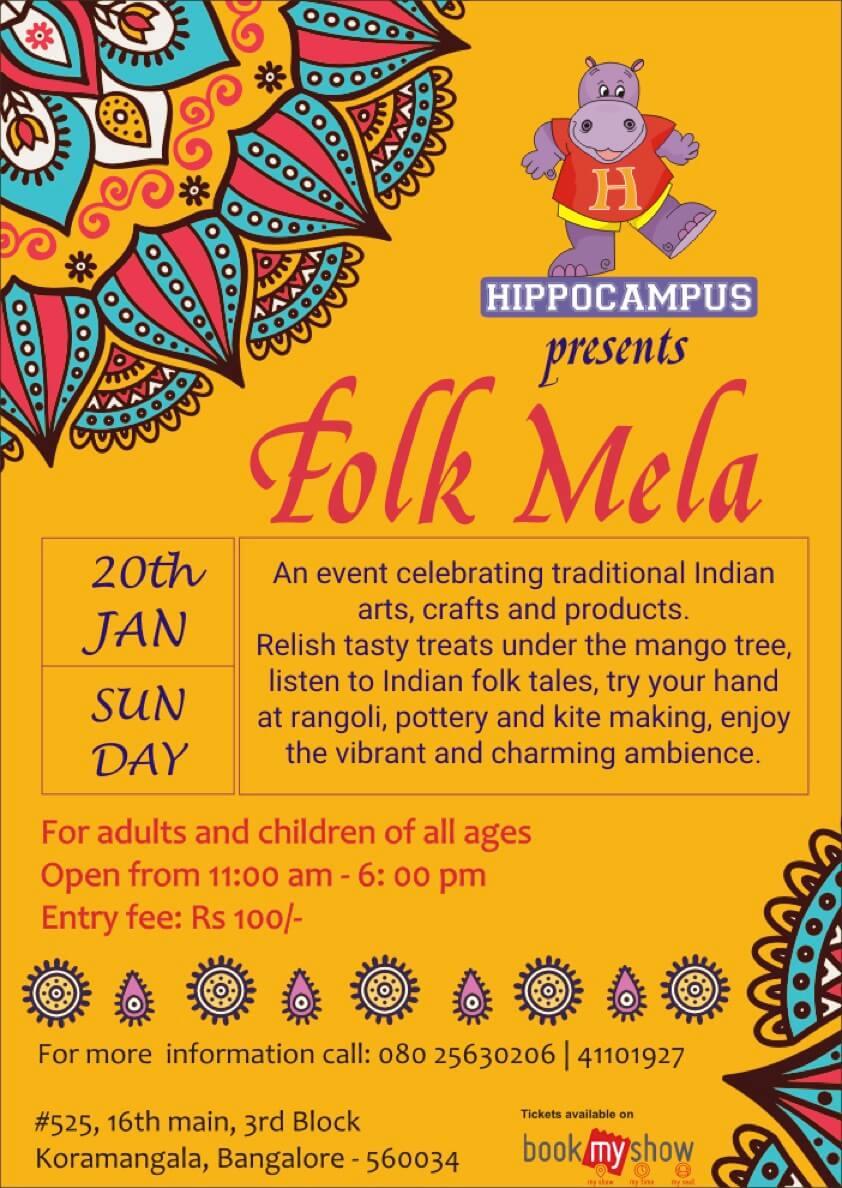 Folk Mela Cover Image