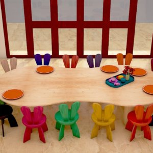 Vedic Lore School Classroom Setup