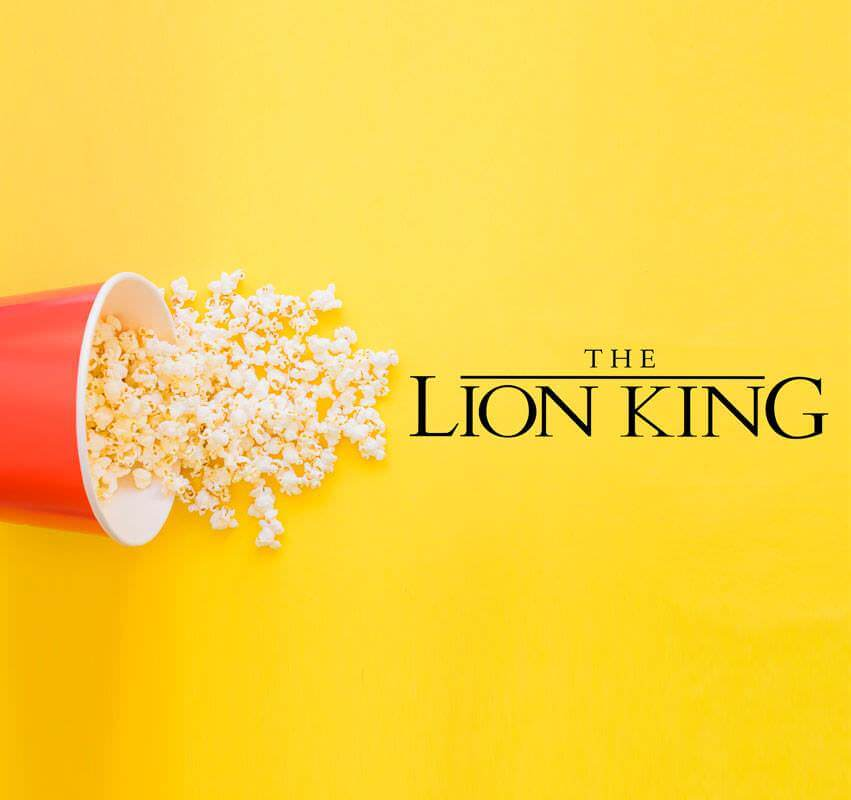The Lion King Movie Date Cover Image