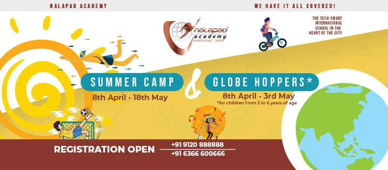 Globe Hoppers Summer Camp Cover Image