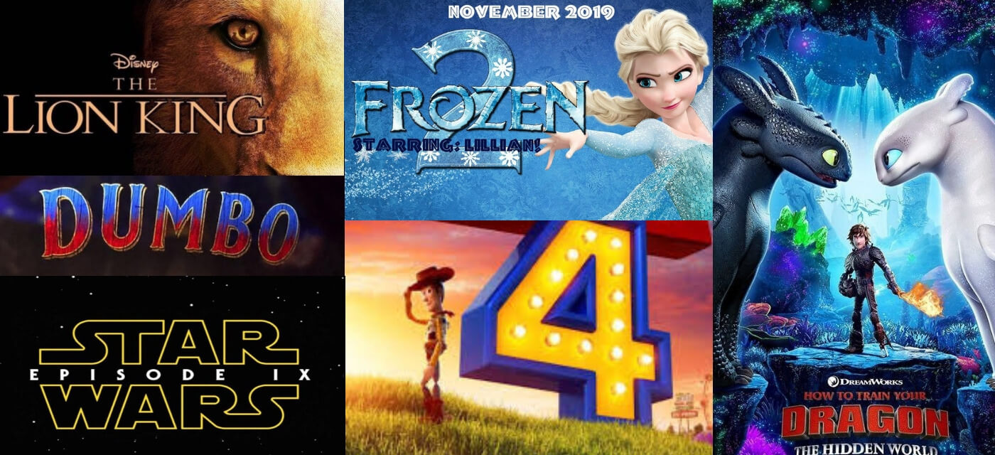 15 Family Movies to watch together in 2019 Cover Image