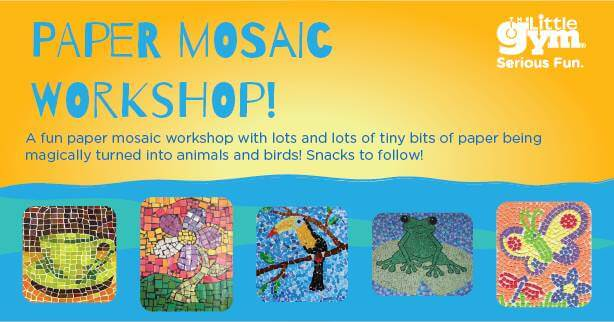 Paper Mosaic Workshop Cover Image