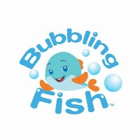 Logo of Bubbling Fish Infant & Toddler Swim Program