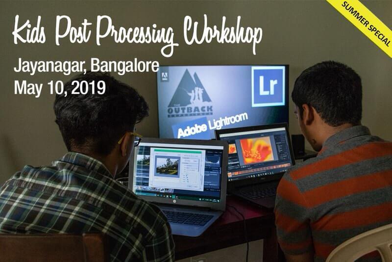Kids Post Processing Workshop 2019 Cover Image