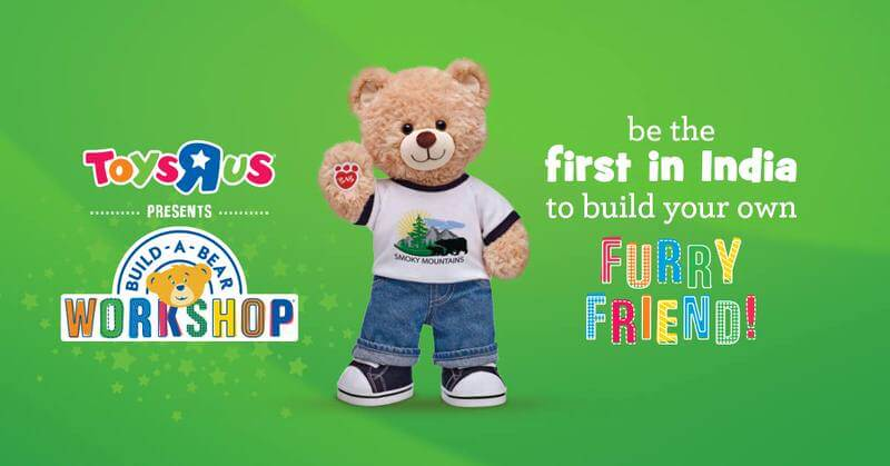 Build-A-Bear Launch Cover Image