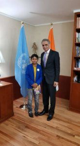 Yathaarth at United Nations