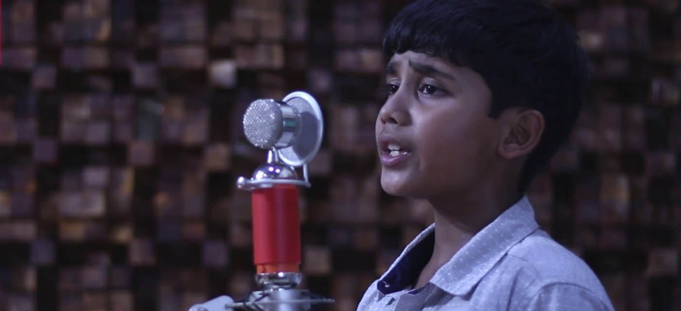 Bengaluru-based child prodigy who can sing national anthem of 260 countries Cover Image