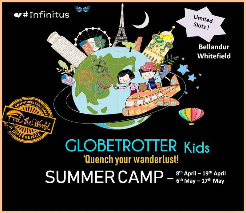 Globetrotters Kids Summer Program 2019 Cover Image