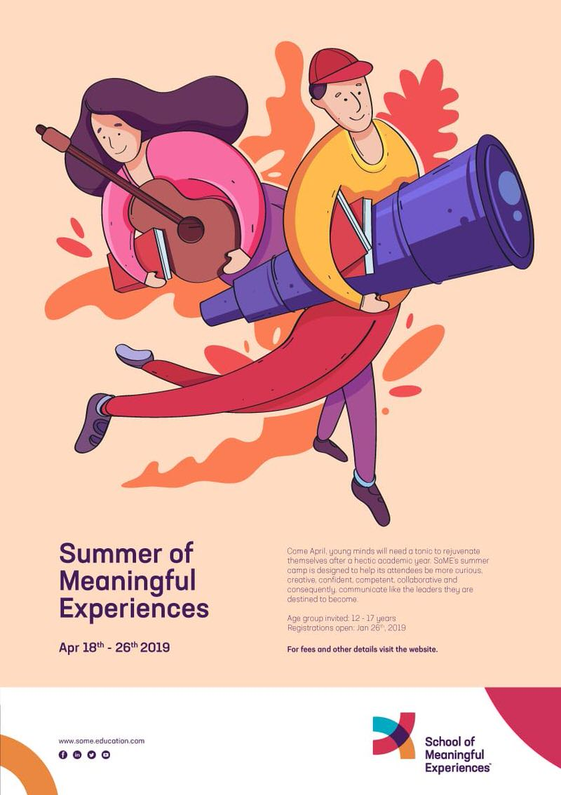 Summer of Meaningful Experiences 2019 Cover Image