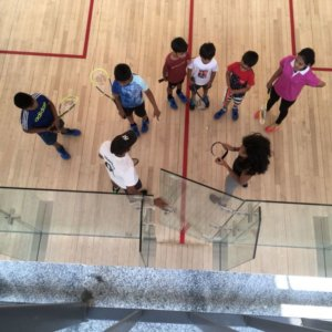 Squash Coaching at Ray Malik School Of Squash