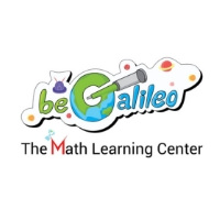 Logo of beGalileo Math Learning Center