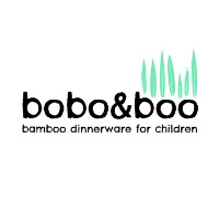 Logo of bobo&boo Bamboo Dinnerware for Kids