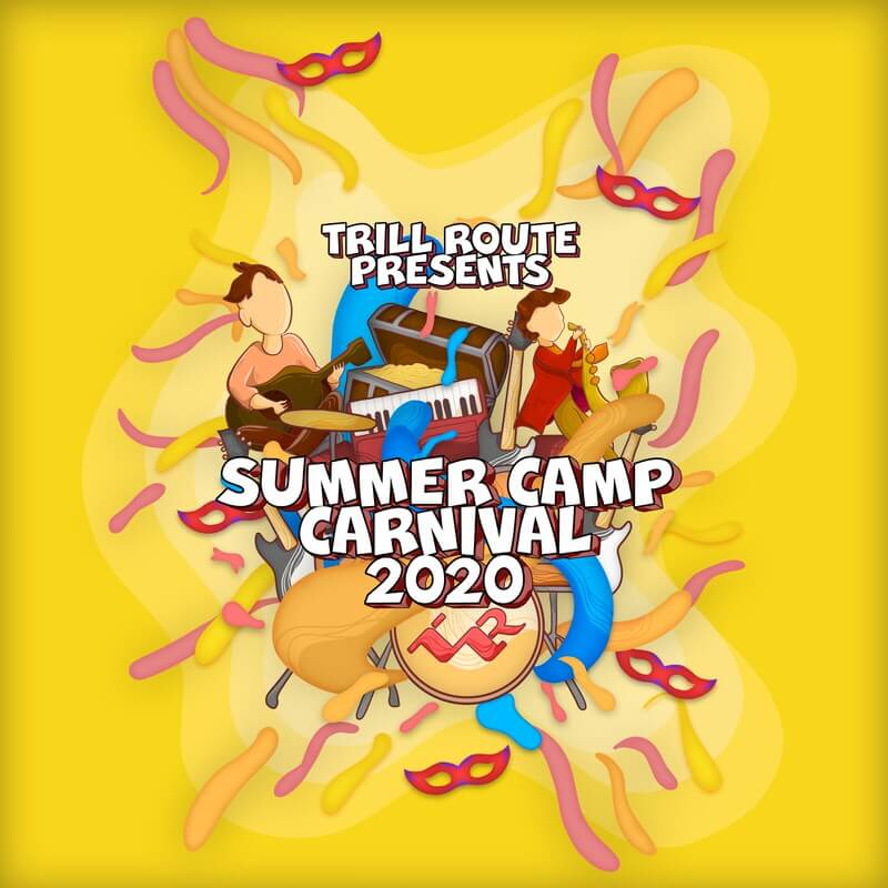 Trill Route Music Academy Summer Camp Carnival Cover Image